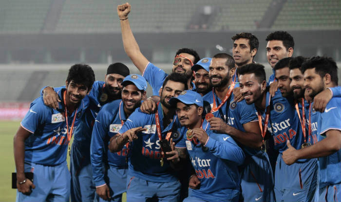 India @ Asia Cup 2018