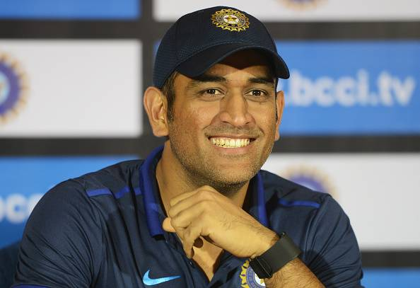MS Dhoni suffers injury scares ahead of India-Australia 1st ODI.