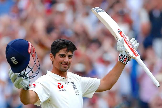 Joyful farewell to Alastair Cook