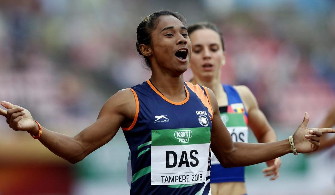 Dhing Express, Hima Das: A meteoric journey!