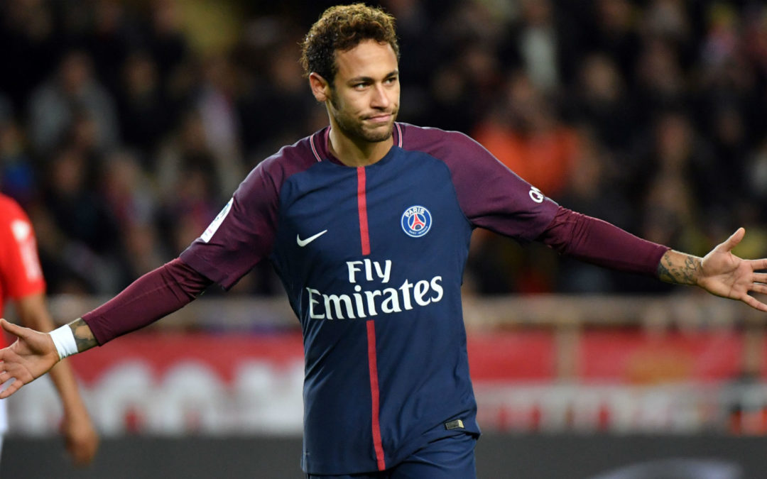 Neymar appointed as a full time captain.