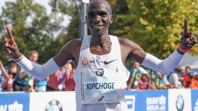 Redefining the standards of Marathon- Kipchoge shatters the world record!