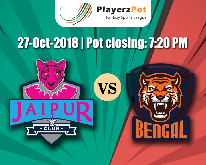 Jaipur vs Bengal: Match predictions and previews.