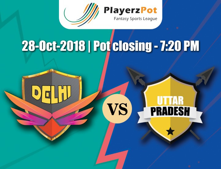 Delhi vs U.P: Match Predictions and Previews.