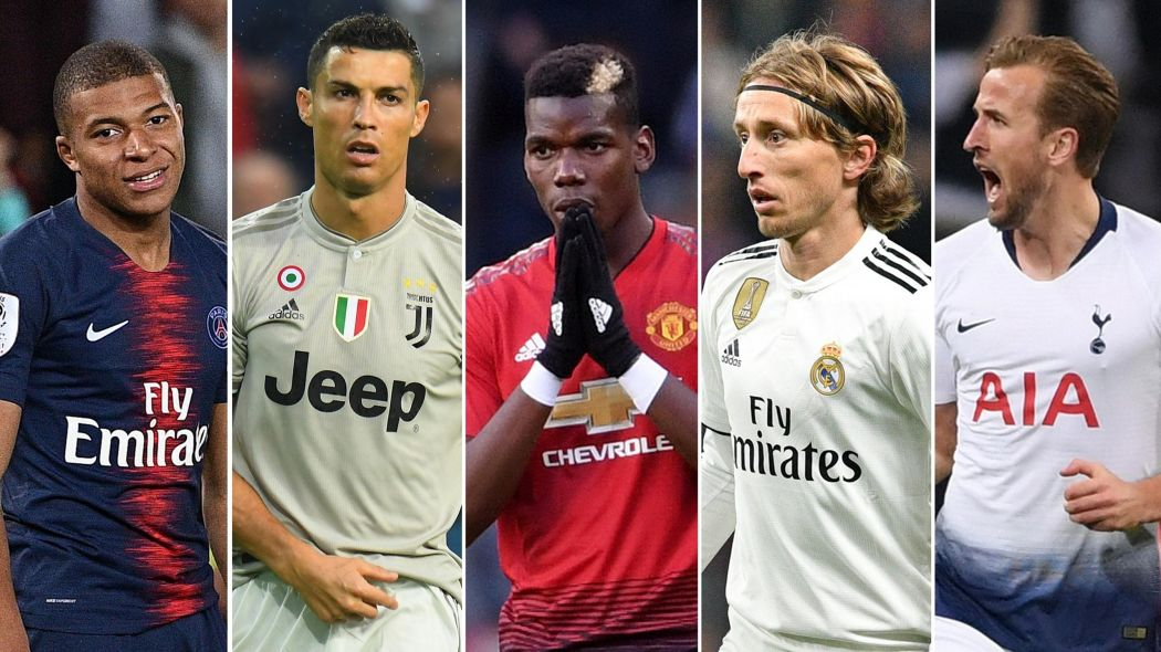 Ballon d'Or- Contenders revealed!