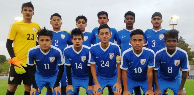 AFC U-16 Championship: India, a step away from qualifying for 2019 FIFA U-17 World Cup for the first time.