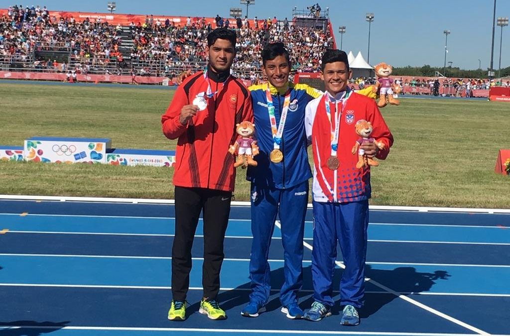 Suraj Panwar wins Silver in 5000m race walk!
