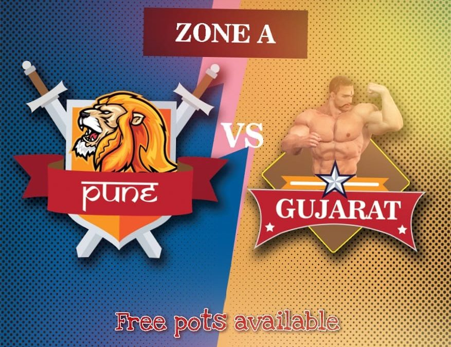 Pune vs Gujarat: Kabaddi Predictions and Previews.