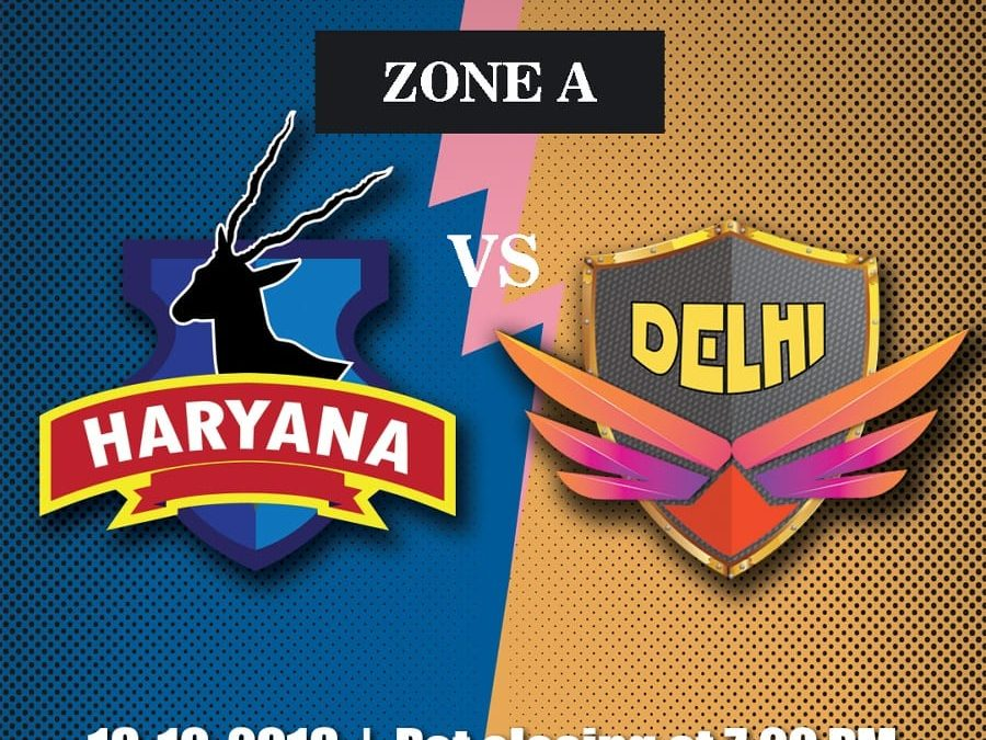Haryana vs Delhi: Kabaddi Predictions and Previews.