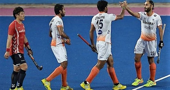 Indian Men's Hockey shines after crushing Japan and a draw with Malaysia.