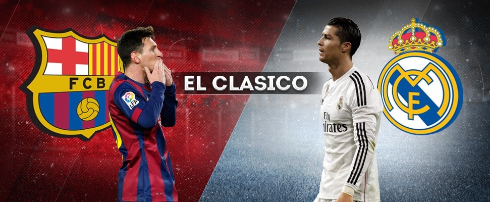 Ronaldo and Messi-less El Clasico coming soon