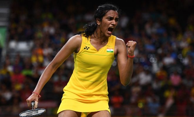 PV Sindhu storms into the French Open second round.