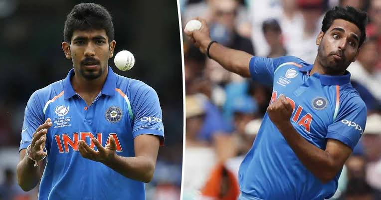 India vs WIndies: Bhuvneshwar Kumar and Jasprit Bumrah returns; restoring India's pace-attackers.