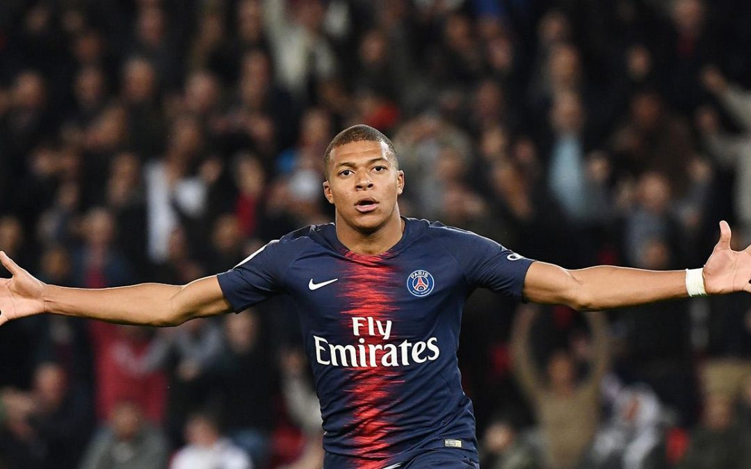 Mbappe scores 4 goals for PSG, escorting Lyon to looser's club.