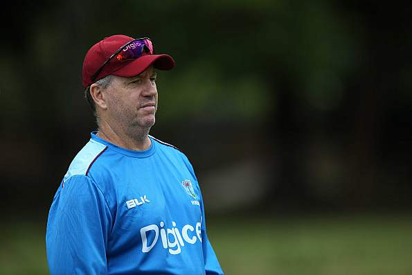 West Indies Coach, Stuart Law suspended for inappropriate comments.