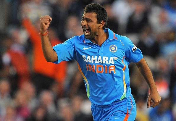 Praveen Kumar announces his retirement on Twitter.