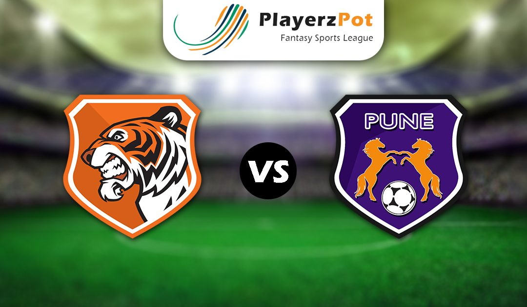 PlayerzPot Football Prediction: Pune vs Kolkata | Match 33