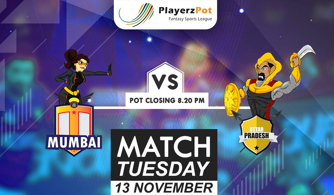PlayerzPot Kabaddi Prediction: Mumbai vs UP | Match 61