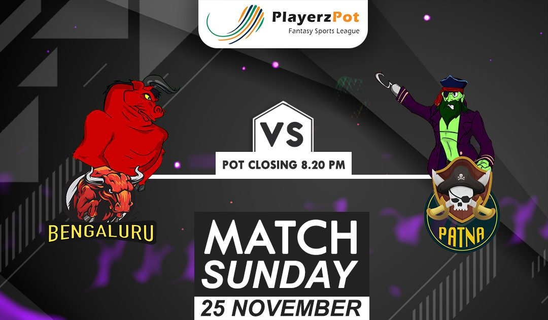 PlayerzPot Kabaddi Prediction: Bengaluru vs Patna | Match 82