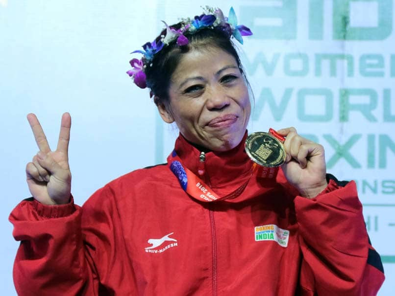 Mary Kom sets sight on Tokyo Olympics, says 'I am not tired'