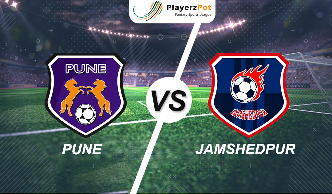PlayerzPot Football Prediction: Pune vs Jamshedpur | Match 35