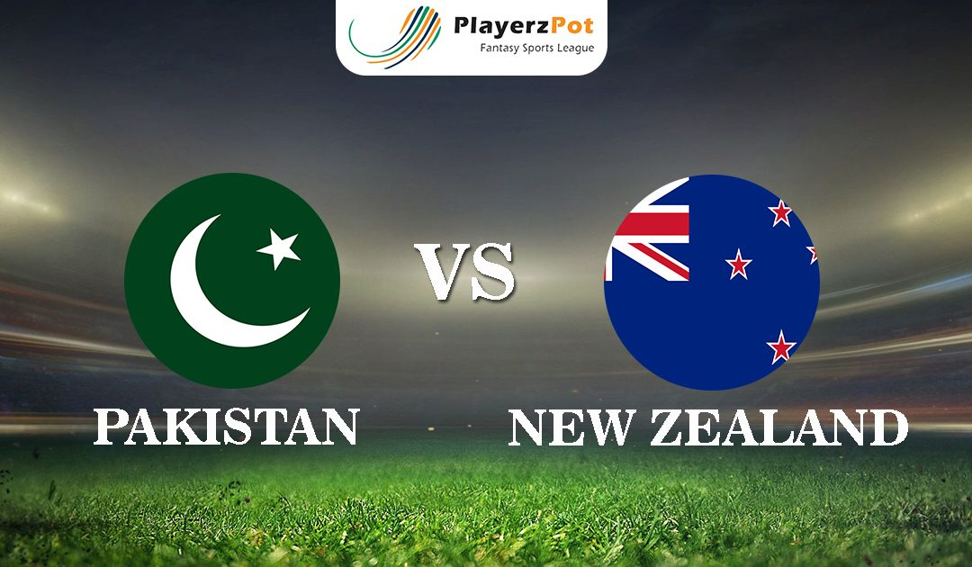 PlayerzPot Cricket Prediction: Pakistan vs New Zealand | 1st Test