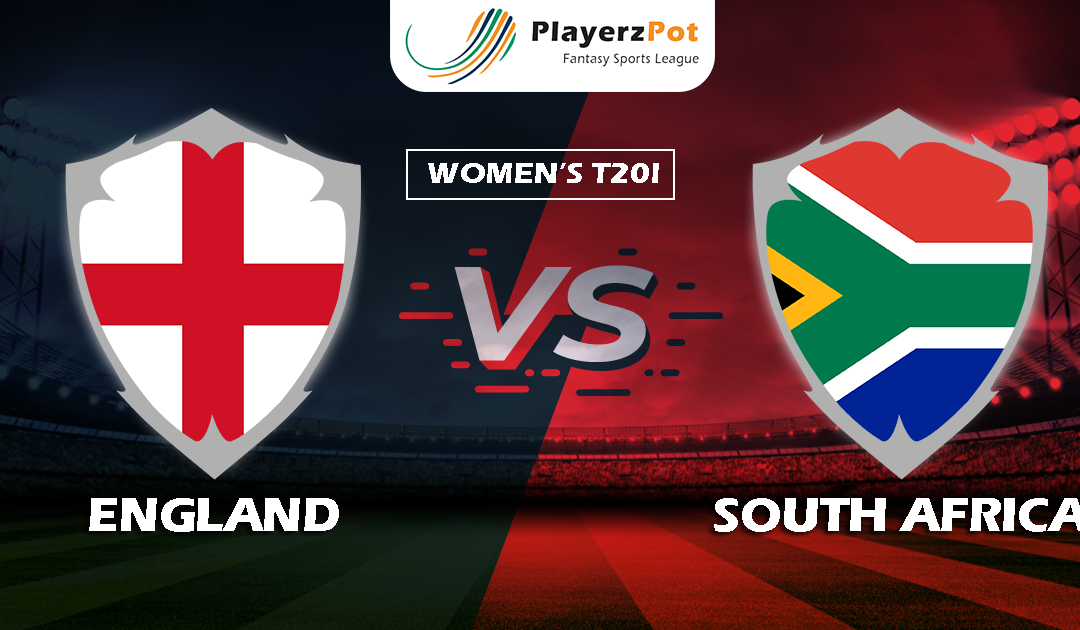 PlayerzPot Women's Cricket Prediction: England vs South Africa |
