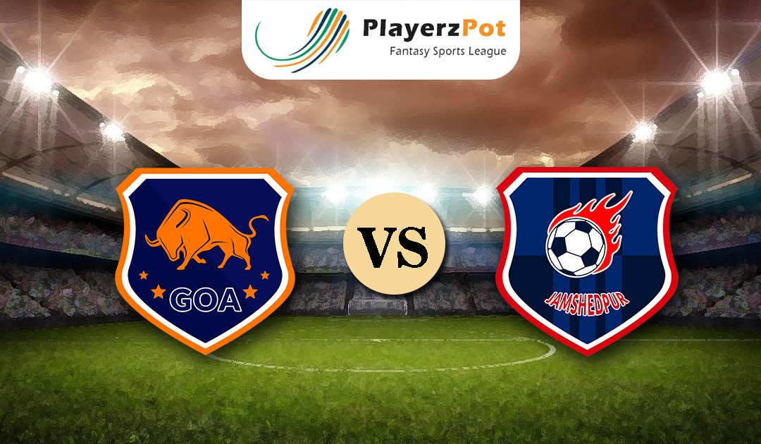 PlayerzPot Football Prediction: Jamshedpur vs Goa | Match 25