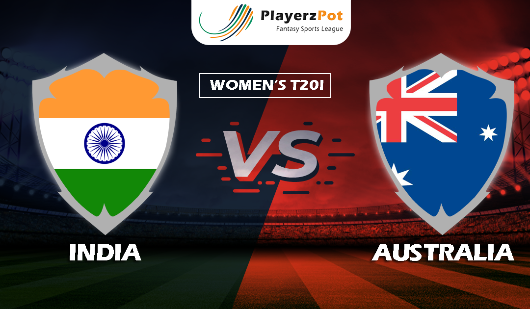 Playerzpot Women's Cricket Prediction: India vs Australia |