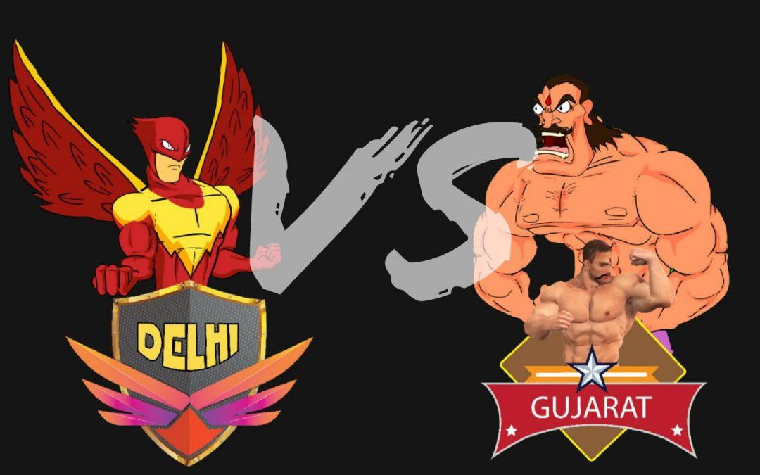 PlayerzPot Kabaddi Prediction: Delhi vs Gujarat | Match 48