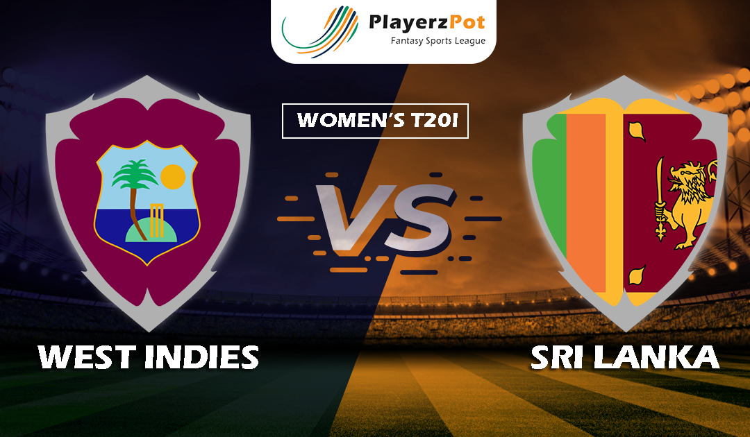 PlayerzPot Women's Cricket Prediction: West Indies vs Sri Lanka |