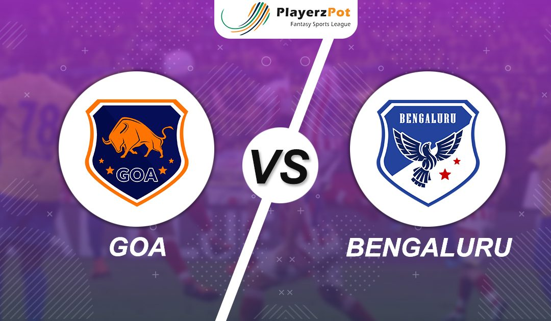 PlayerzPot Football Prediction: Goa vs Bengaluru