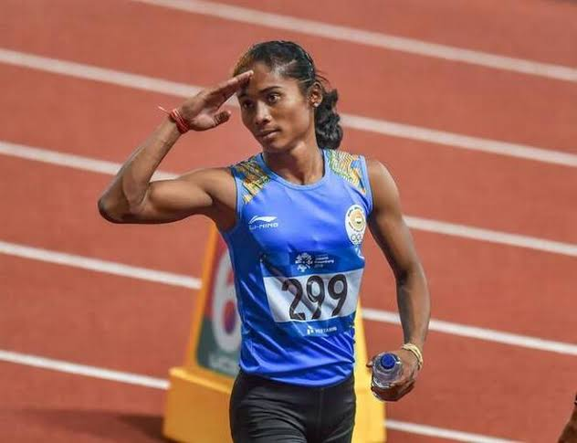 UNICEF India appoints  sprinter Hima Das as the Youth Ambassador