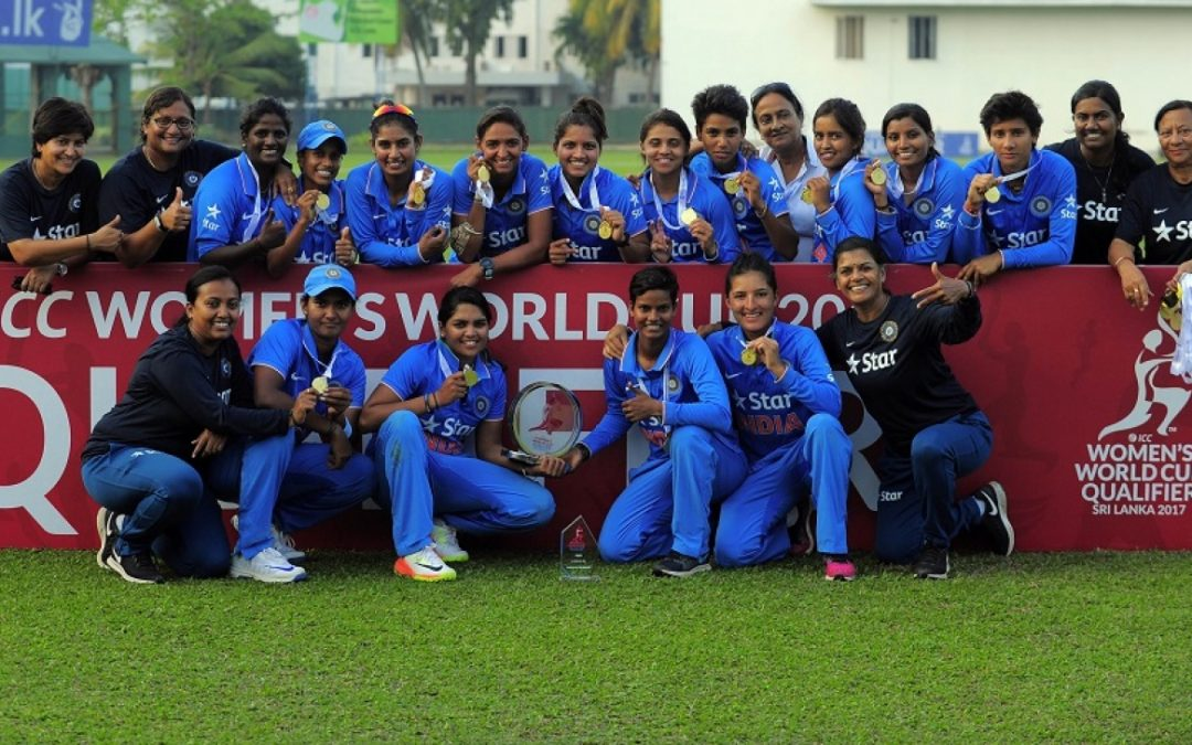 ICC Women's World T20: India Beat Pakistan by 7 wickets.