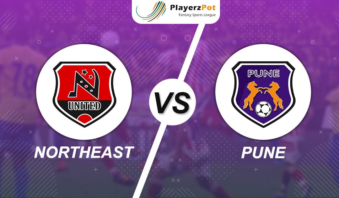 PlayerzPot Football Prediction: NorthEast vs Pune |