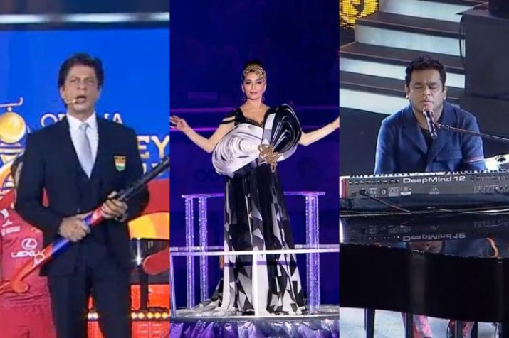 Hockey World Cup 2018 started with a glittering opening ceremony!