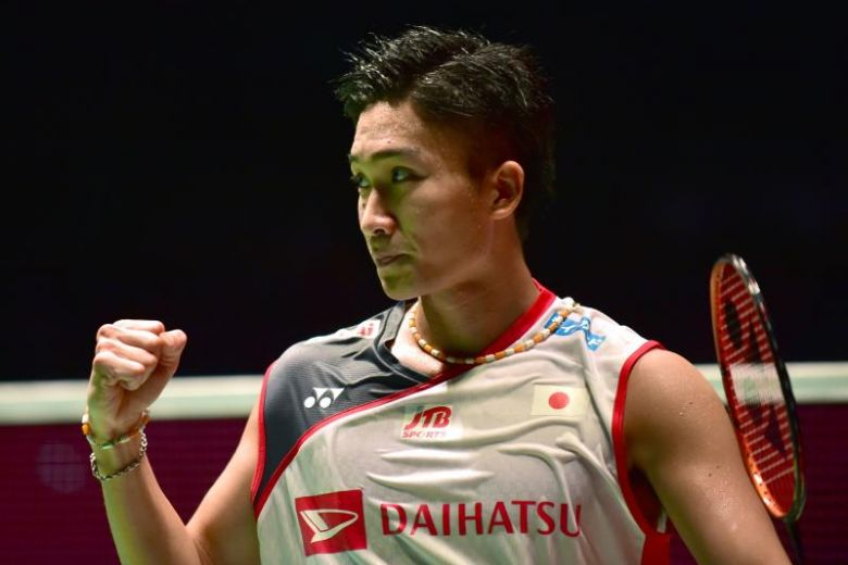 World Champion Kento Momota wins China Open.