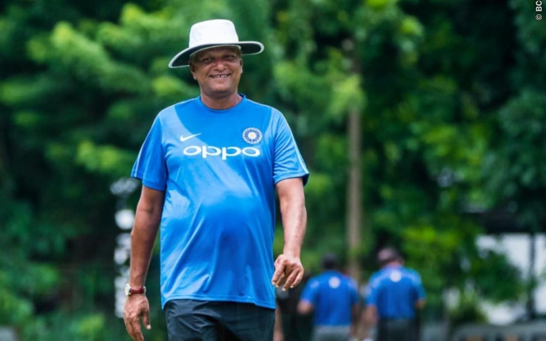 WV Raman appointed coach of Indian women's cricket team