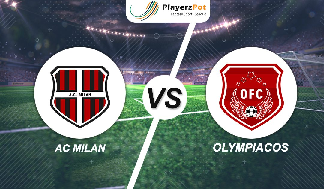 PlayerzPot Football Prediction: Olympiakos vs AC Milan |