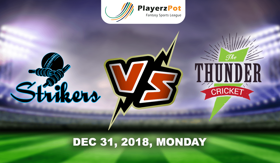Adelaide Strikers Vs Sydney Thunders | Match 14 | Big Bash Cricket