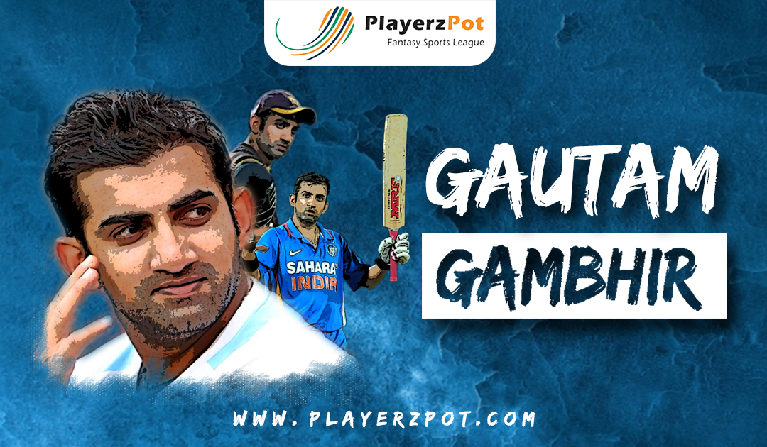 Gautam Gambhir retired from all forms of cricket
