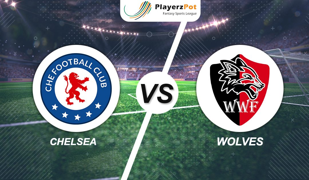 PlayerzPot Football Prediction: Chelsea vs Wolves |