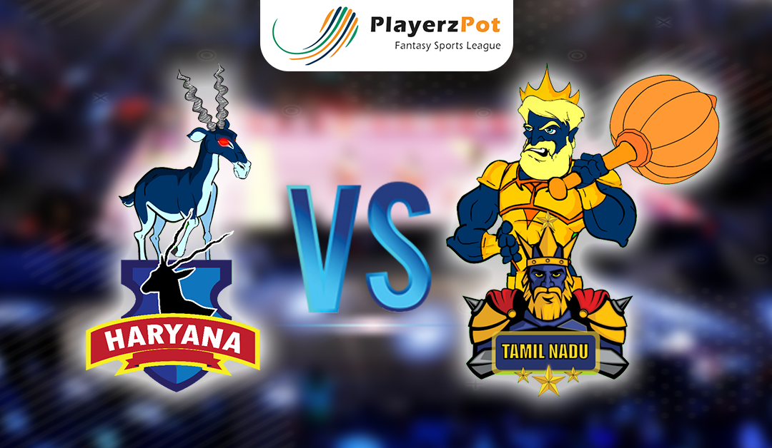 PlayerzPot Kabaddi Prediction: Haryana Steelers vs Tamil Nadu | Match 127 |