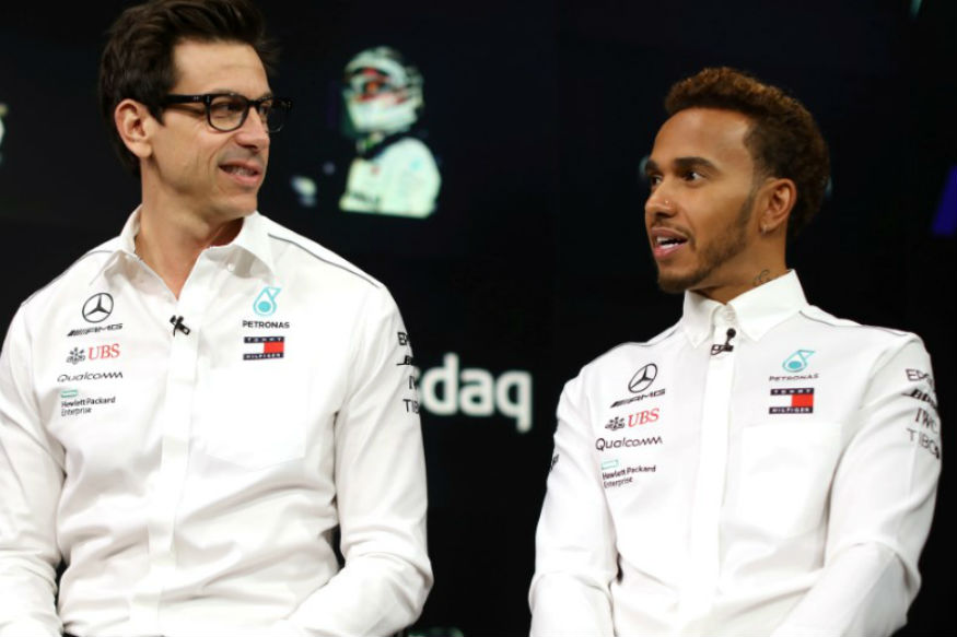 Hamilton deserves more recognition: Mercedes Boss Toto Wolff