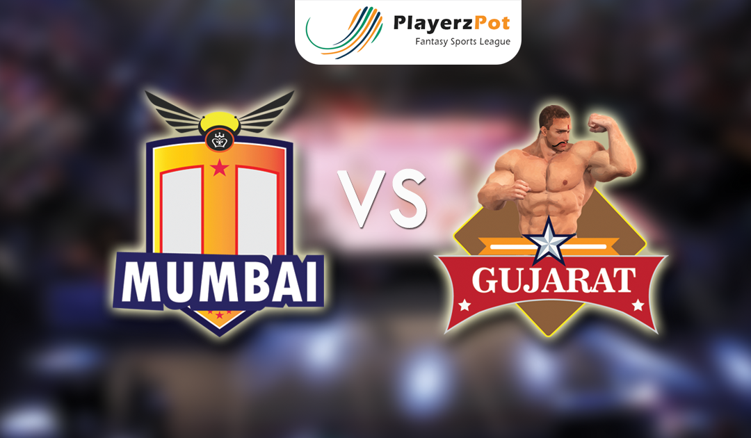 PlayerzPot Kabaddi Prediction: Mumbai vs Gujarat | Match 92