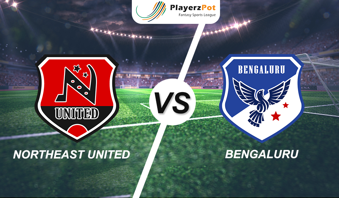 PlayerzPot Football Prediction: NorthEast vs Bengaluru |