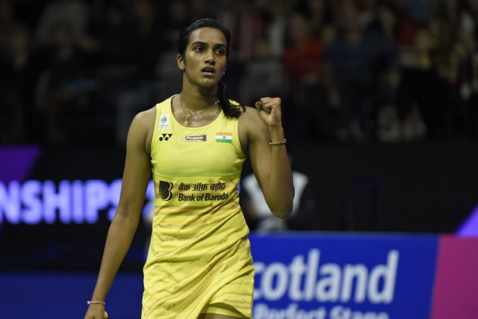 PV Sindhu seals quarter-final spot at Singapore Open.