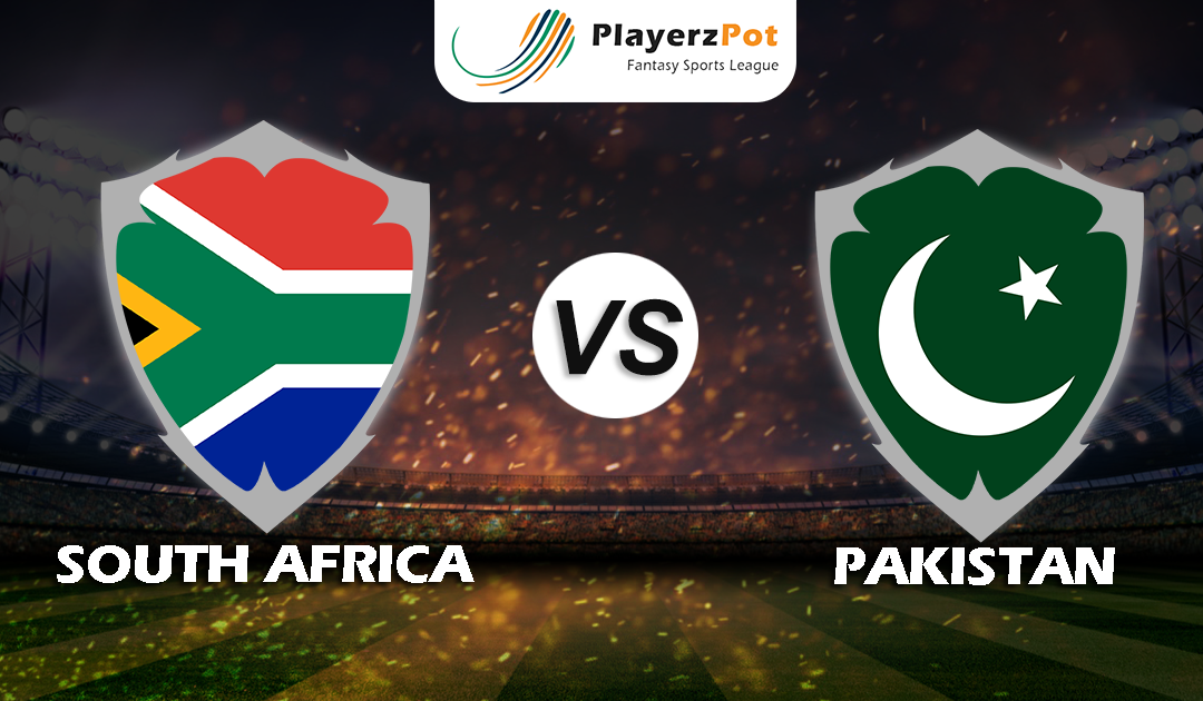 PlayerzPot Cricket Prediction: South Africa vs Pakistan | 1st Test |
