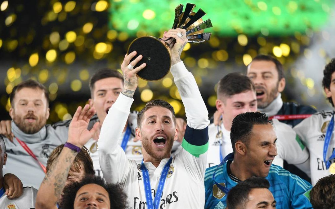 Real Madrid wins FIFA Club World Cup 2018; beats Al Ain with 4-1
