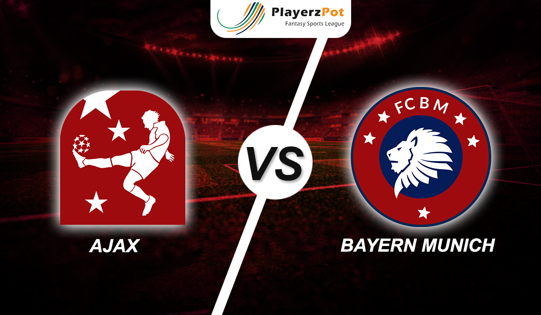PlayerzPot Kabaddi Prediction: Ajax vs Bayern Munich |